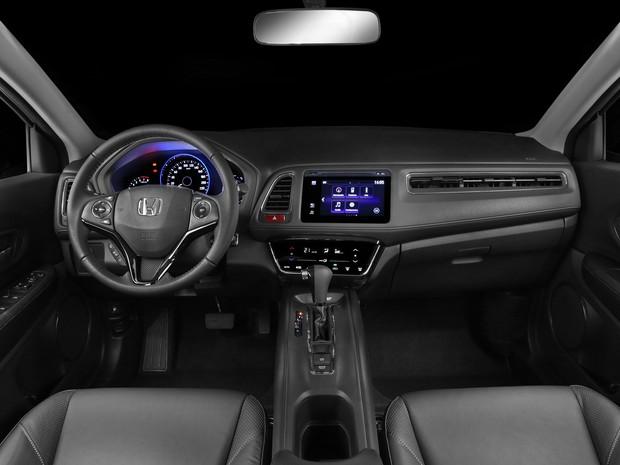 Honda HRV foto interior