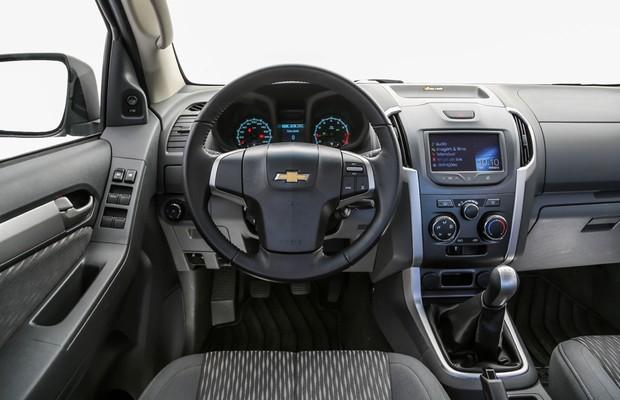 Chevrolet S10 2016 – Ficha Técnica e todos os detalhes ...
