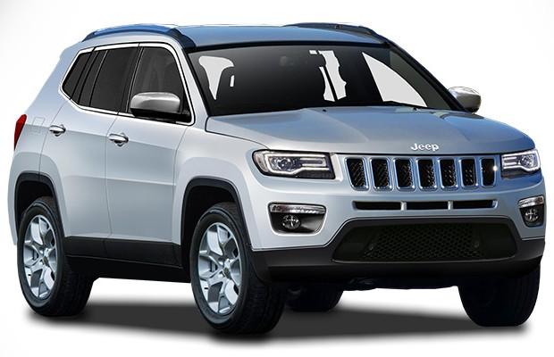 Jeep Compass 2017 – Ficha Técnica, Preço, Consumo e Fotos