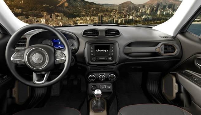 Jeep Renegade 2017 – Ficha, Preços, Consumo e Fotos