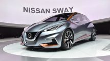nissan march 2018