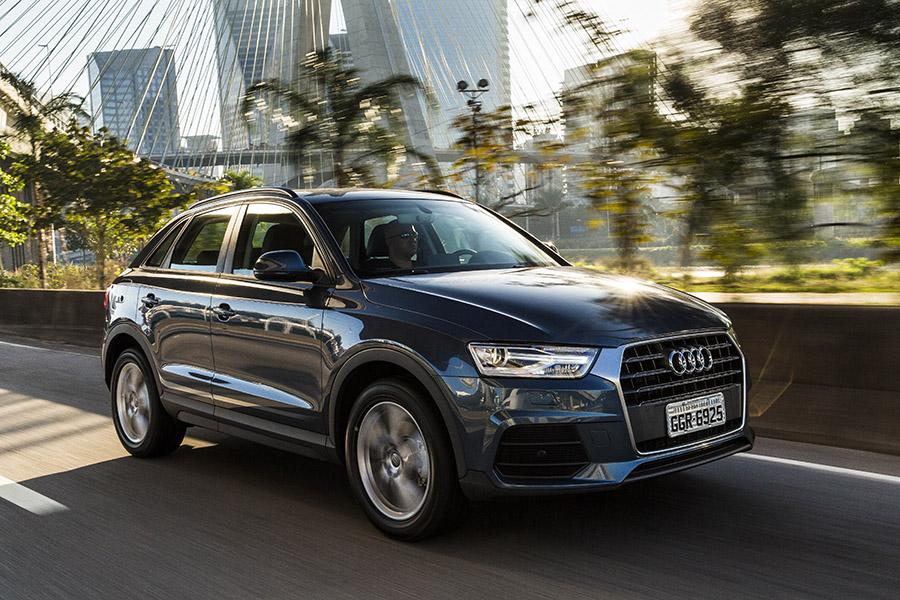 Audi Q3 2017 Informações, Preço, Consumo