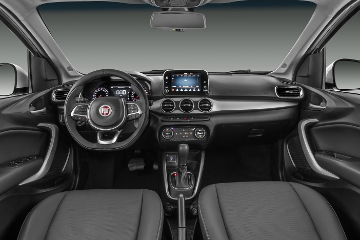 Fiat Argo 2017 Fotos, Preços e Versões